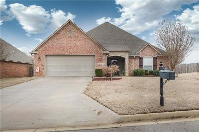 Fort Smith AR Single Family Home For Sale: $197,500