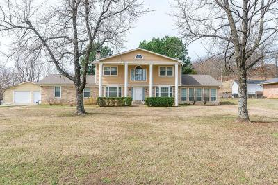 Alma Single Family Home For Sale: 1639 Kimberling Hill DR