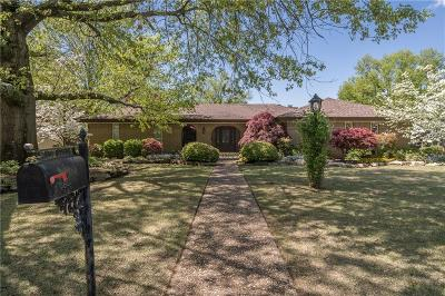 Fort Smith Single Family Home For Sale: 2500 Riviera CIR