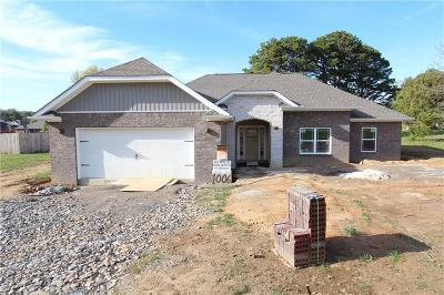 Alma Single Family Home For Sale: 1006 Collum LN