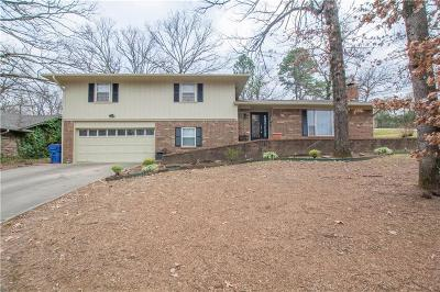 Fort Smith AR Single Family Home For Sale: $194,900