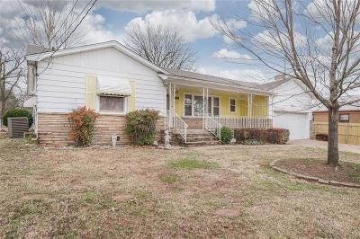 Fort Smith Single Family Home For Sale: 315 N Albert Pike AVE