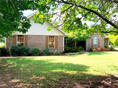 Muldrow Single Family Home For Sale: 322 Dyer BLVD