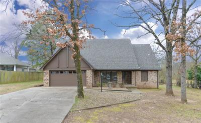 Fort Smith AR Single Family Home For Sale: $169,500