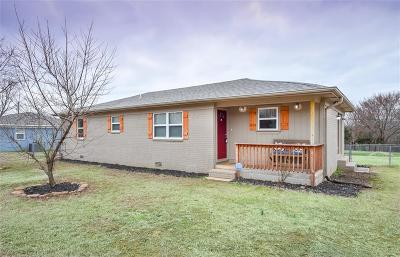 Van Buren Single Family Home For Sale: 328 Rhynes WY
