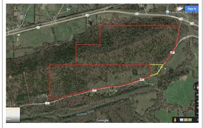 Heavener Residential Lots & Land For Sale: Tbd Forrester Cut Off Road