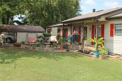 Fort Smith Single Family Home For Sale: 3907 MASSARD RD