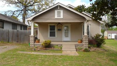 Van Buren Single Family Home For Sale: 1709 Cedar ST