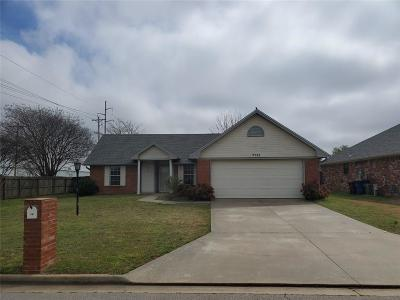 Fort Smith Single Family Home For Sale: 7701 S 24th