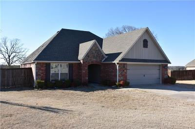 Fort Smith Single Family Home For Sale: 7901 Sumac CT