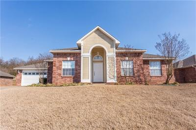 Fort Smith Single Family Home For Sale: 7105 Lookout DR
