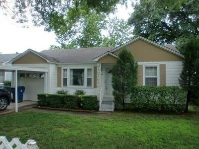 Fort Smith Single Family Home For Sale: 4704 Berkley AVE