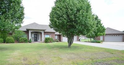 Sallisaw Single Family Home For Sale: 103972 Cedar Creek LOOP