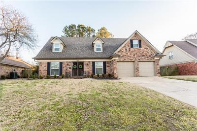 Fort Smith Single Family Home For Sale: 7100 S U ST