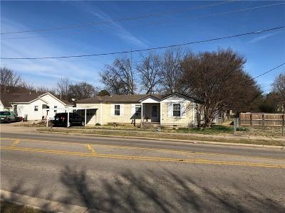 Fort Smith AR Single Family Home For Sale: $58,000