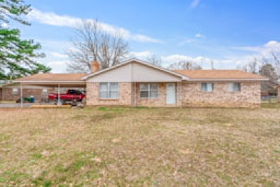 Greenwood Single Family Home For Sale: 207 Bell RD
