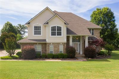 Fort Smith Single Family Home For Sale: 3415 Coventry Lane