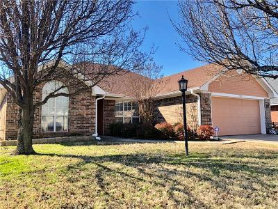 Fort Smith Single Family Home For Sale: 7704 S 25th ST
