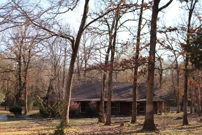 Spiro Single Family Home For Sale: 18575 Deaton DR