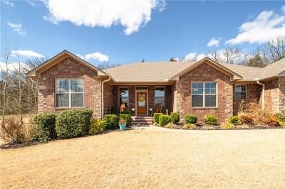 Alma Single Family Home For Sale: 3239 Blaylock Ranch RD