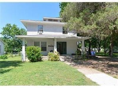 Fort Smith AR Multi Family Home For Sale: $124,900