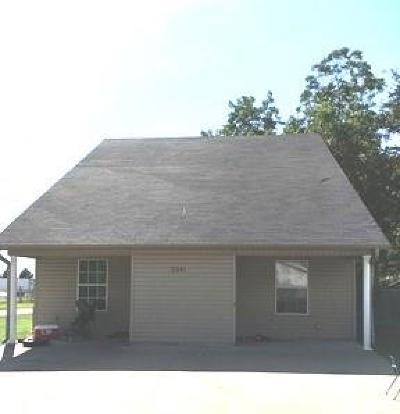 Fort Smith AR Multi Family Home For Sale: $129,900