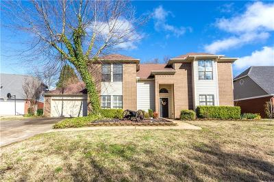 Fort Smith Single Family Home For Sale: 3009 106th CIR