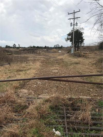 Wister Residential Lots & Land For Sale: Tbd Raw Land