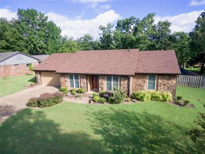 Fort Smith Single Family Home For Sale: 3117 Fincastle DR