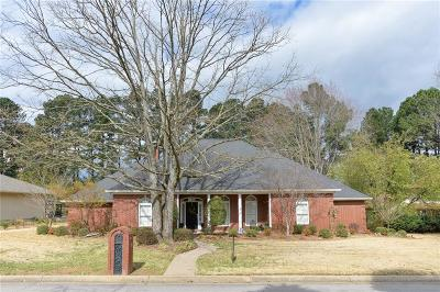 Fort Smith Single Family Home For Sale: 1908 Massard