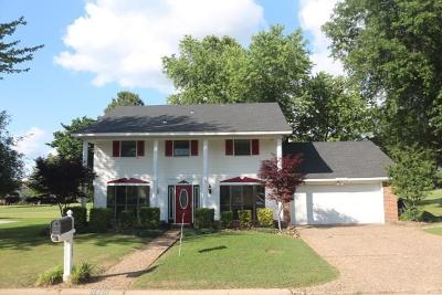 Fort Smith Single Family Home For Sale: 9809 Jenny Lind RD