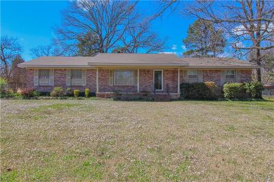Fort Smith Single Family Home For Sale: 1715 N 52nd ST