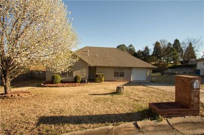 Van Buren Single Family Home For Sale: 205 Elfen Glen CIR