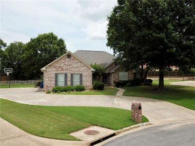 Fort Smith Single Family Home For Sale: 2505 Dundee RD