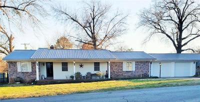 Poteau Single Family Home For Sale: 204 Poe AVE