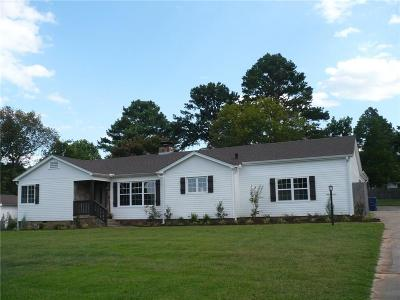 Fort Smith Single Family Home For Sale: 4610 N O ST