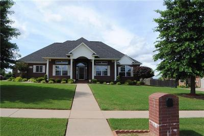 Fort Smith Single Family Home For Sale: 1800 Copper Ridge DR