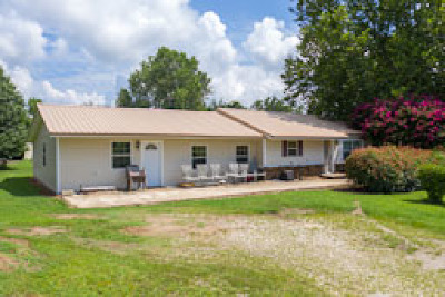 Sallisaw OK Single Family Home For Sale: $85,000