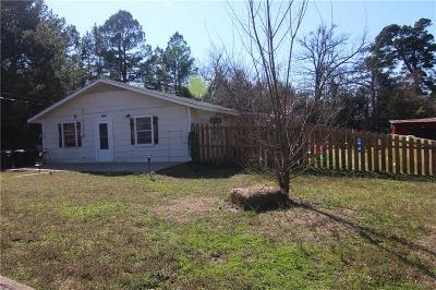 Greenwood Single Family Home For Sale: 5914 Asa Craig RD