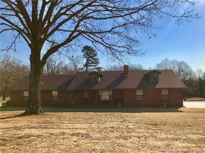 Greenwood Single Family Home For Sale: 1100 Deerwood DR