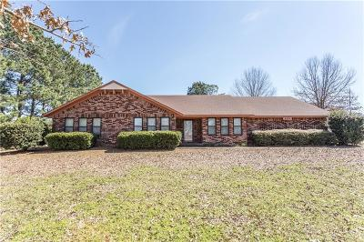 Lavaca AR Single Family Home For Sale: $495,000
