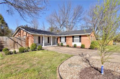 Fort Smith AR Single Family Home For Sale: $165,000