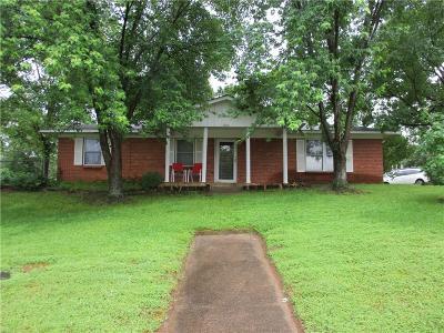 Van Buren Single Family Home For Sale: 1608 Lovers LN