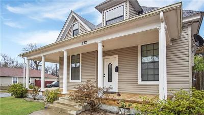 Fort Smith Single Family Home For Sale: 522 21st ST