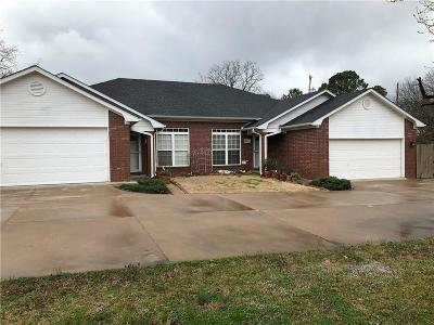 Fort Smith Multi Family Home For Sale: 5408 S Y ST