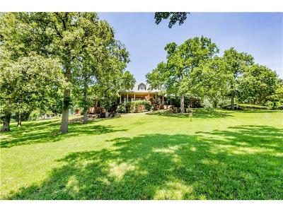Alma, Van Buren, Fort Smith, Greenwood, Huntington, Pocola, Poteau, Spiro Single Family Home For Sale: 3407 Leigh's Hollow
