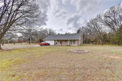 Muldrow Single Family Home For Sale: 472345 1057 RD