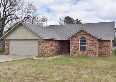 Poteau Single Family Home For Sale: 101 Meadow