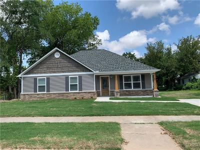 Fort Smith AR Single Family Home For Sale: $128,000