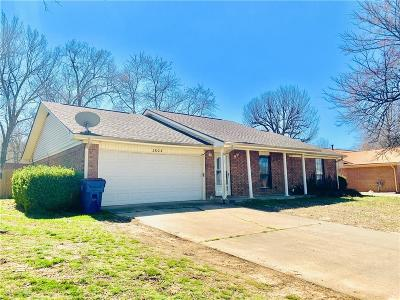 Fort Smith Single Family Home For Sale: 3604 Brooken Hill DR